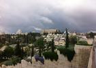 Panorama Jerozolimy.